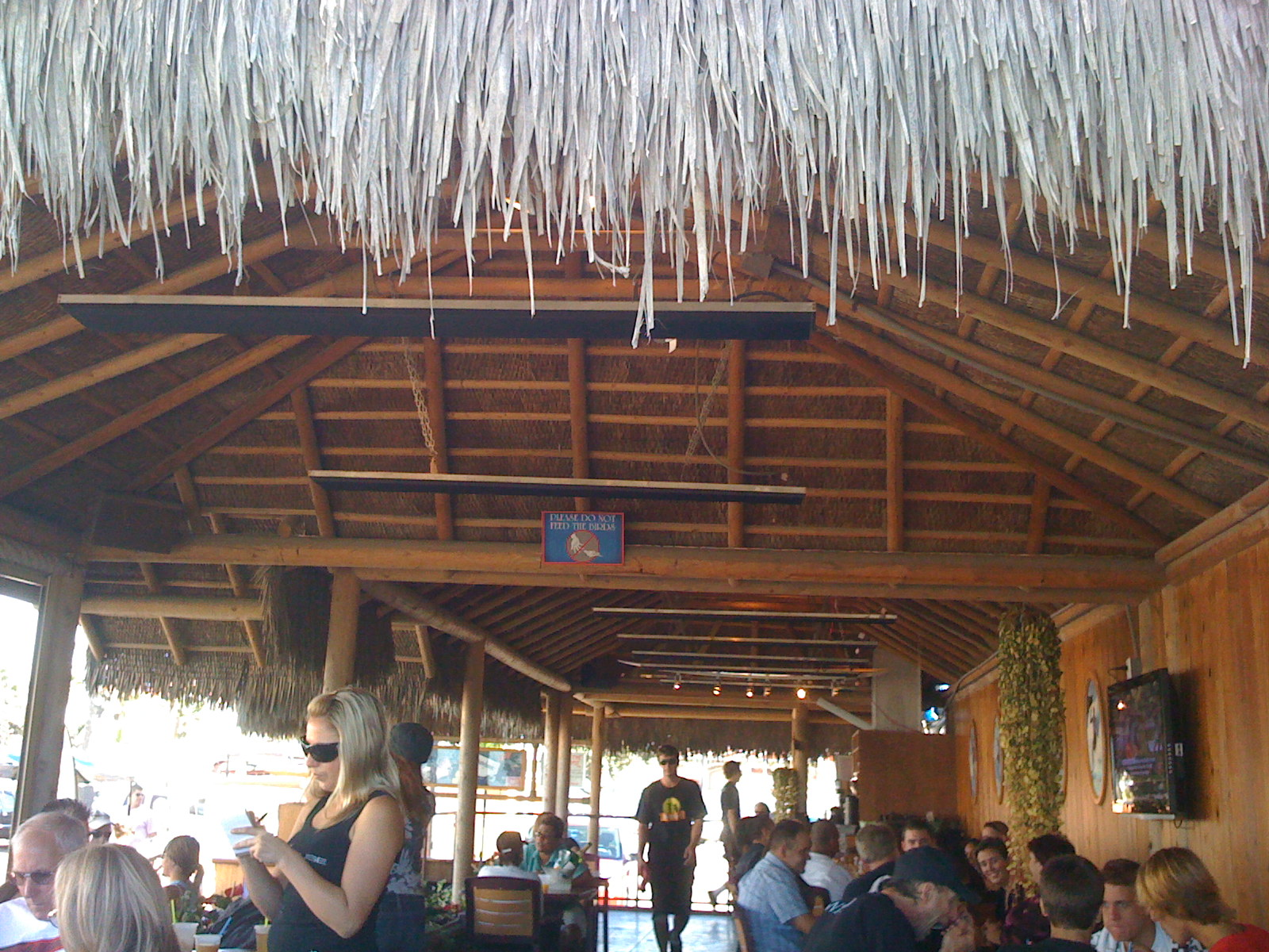 Beach Hut Cafe San Diego