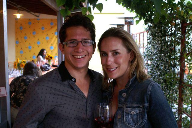 Brian and Marissa