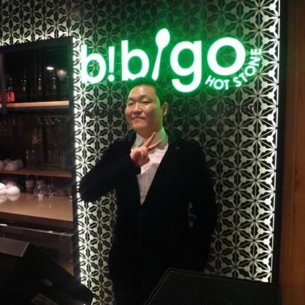 Psy-at-Bibigo