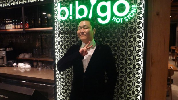 Psy-at-Bibigo