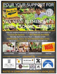Van Ness Elementary Edible Garden
