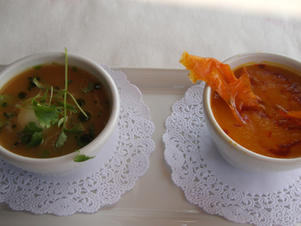 soups side