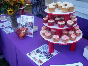 Swirls cupcakes