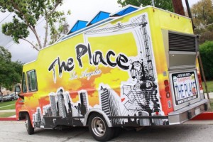 The Place LA Pasadena's favorite food truck