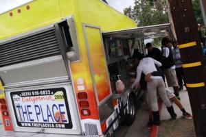 The Place LA Pasadena food truck