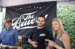 Allie and the Bruery