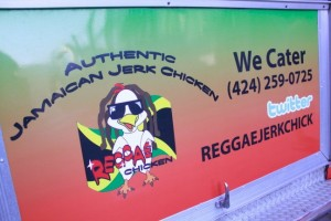 reggae chicken truck los angeles